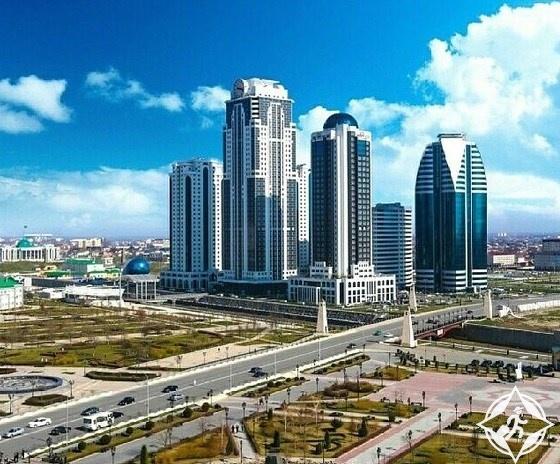 مجمع مدينة غروزني-السياحة في جمهورية الشيشان