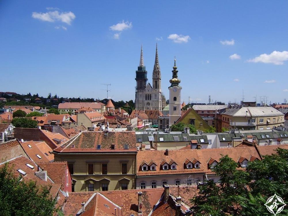 معالم الجذب في كرواتيا - غورني غرادجي في زغرب