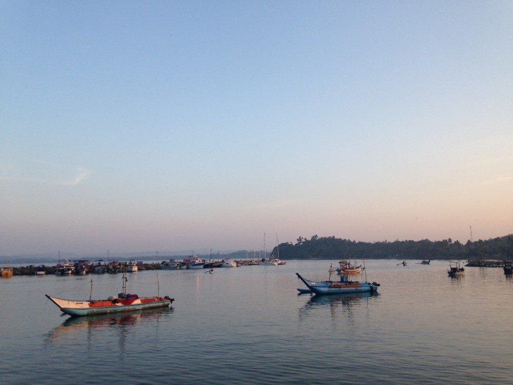 ميريسا-أجمل مدن سريلانكا