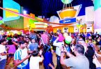 آي إم جي عالم من المغامرات في دبي تحتفل بعيدها السنوي الأول