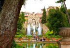 الحدائق في إيطاليا - حدائق فيلا دي ايست
