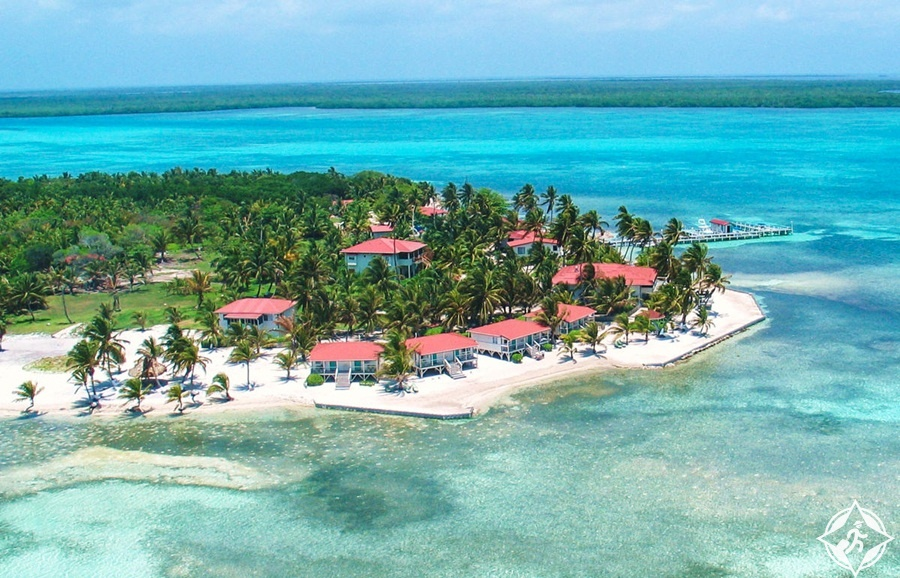 السياحة في بليز - جزر تورنيف أتول