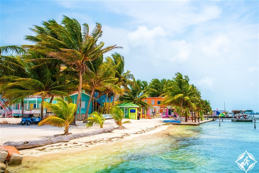 السياحة في بليز - جزيرة كايي كولكر