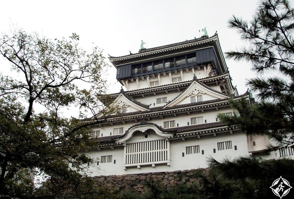 السياحة في فوكوكا - قلعة فوكوكا
