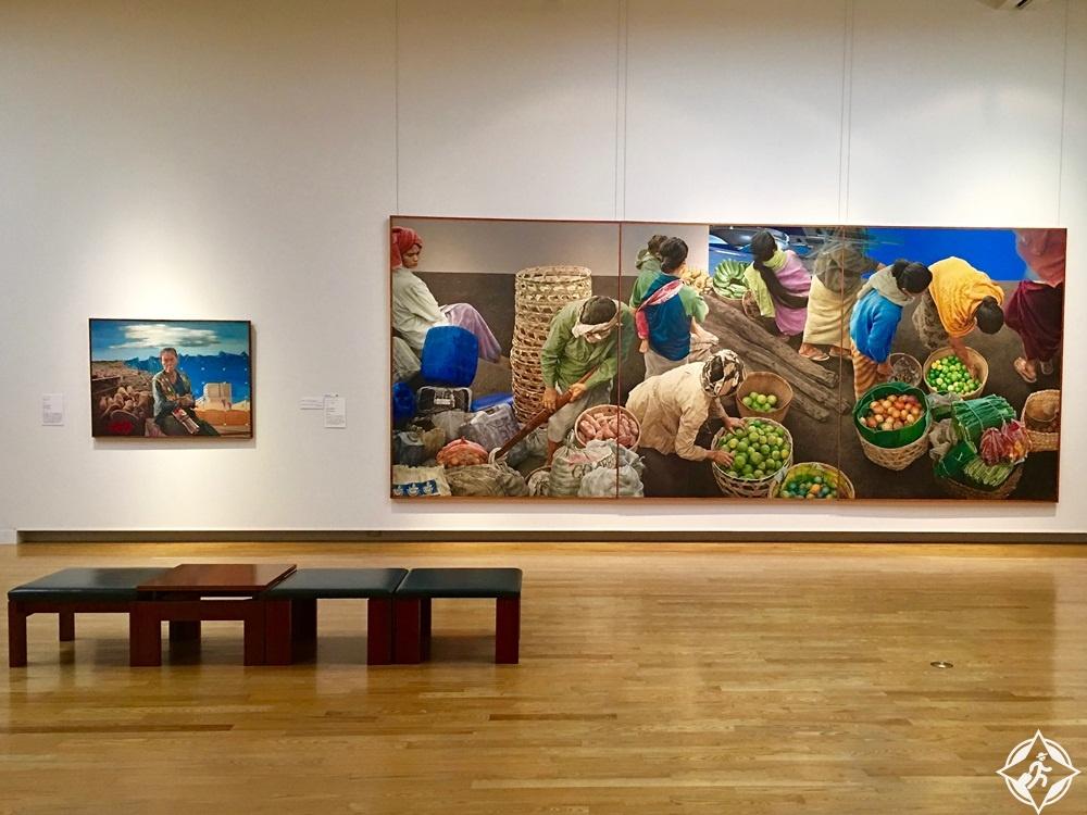 السياحة في فوكوكا - متحف فوكوكا للفنون