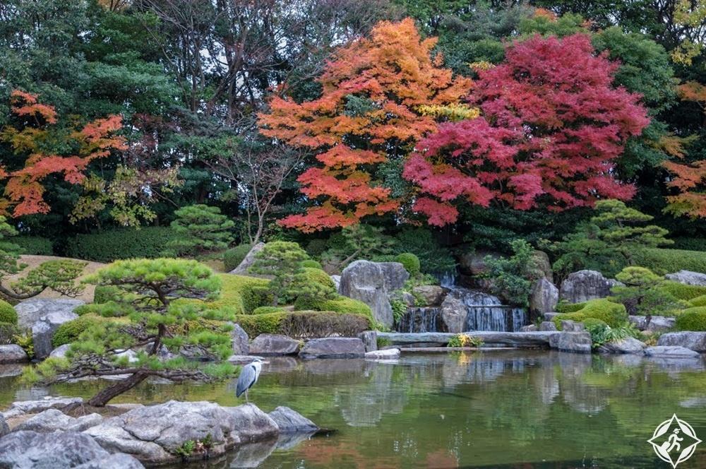 السياحة في فوكوكا - متنزه أوهوري