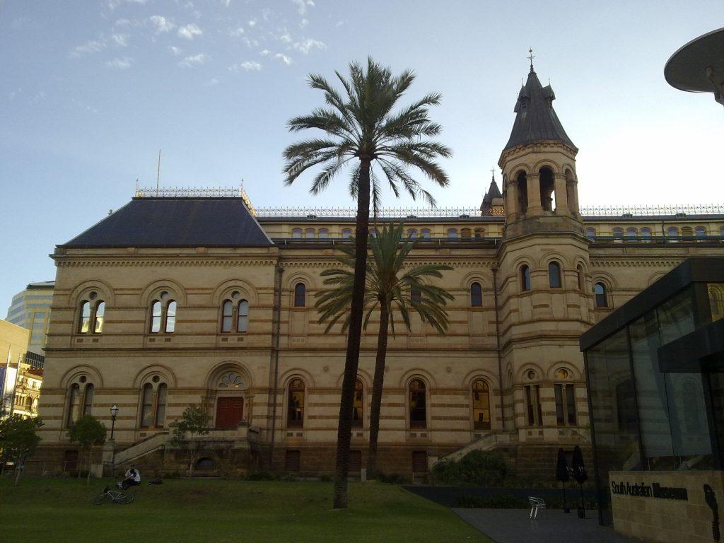 المعالم السياحية في أديلايد - متحف جنوب أستراليا