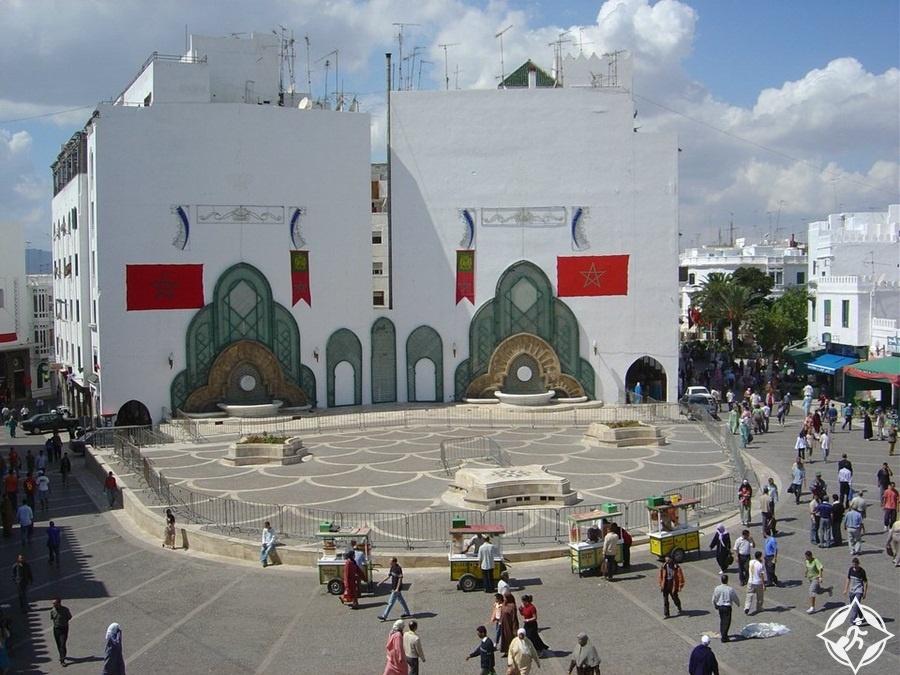 المعالم السياحية في تطوان - المدينة القديمة