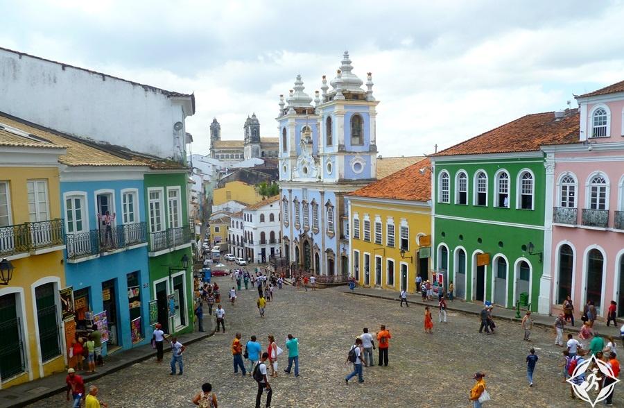 المعالم السياحية في سالفادور - بيلورينيو