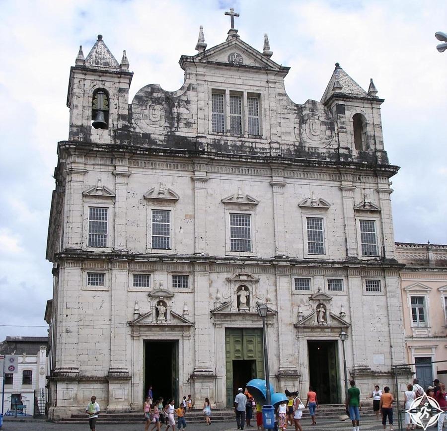 المعالم السياحية في سالفادور - كاتدرائية سالفادور