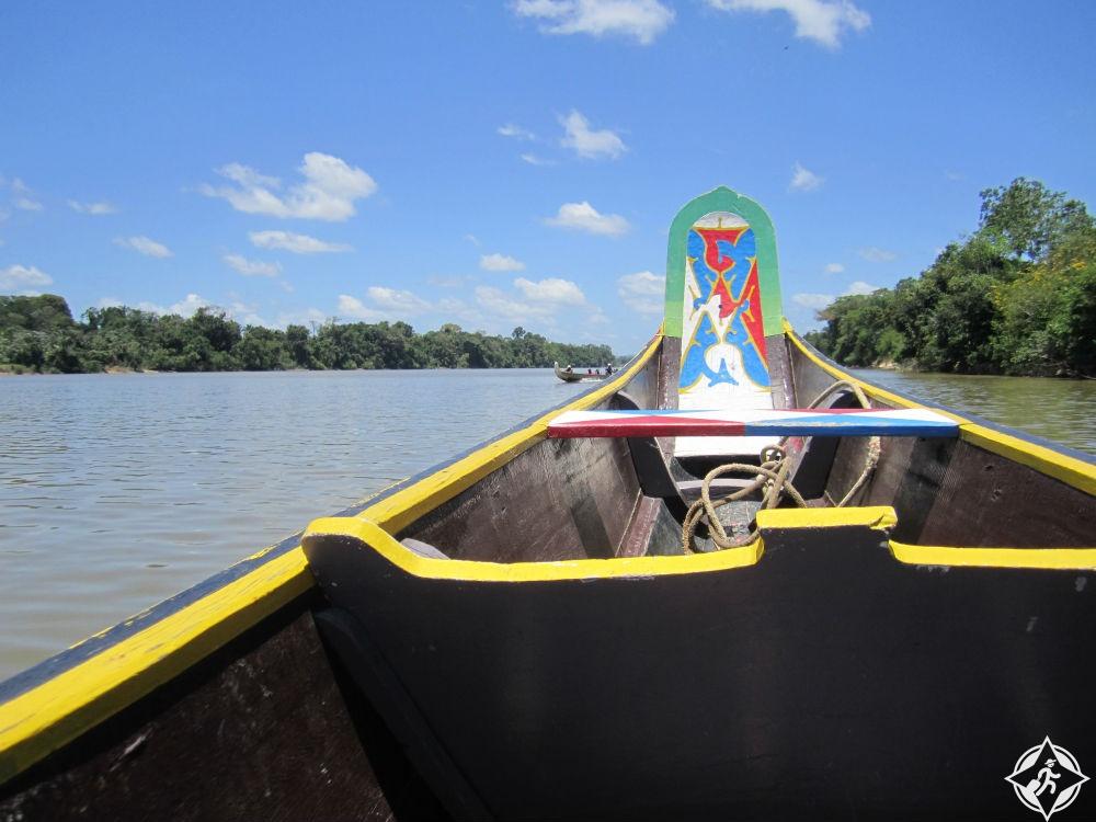 المعالم السياحية في غويانا - نهر ماروني