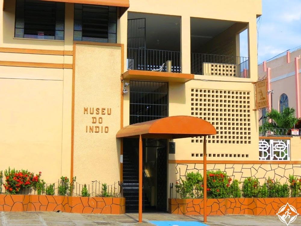 المعالم السياحية في ماناوس - متحف الهند