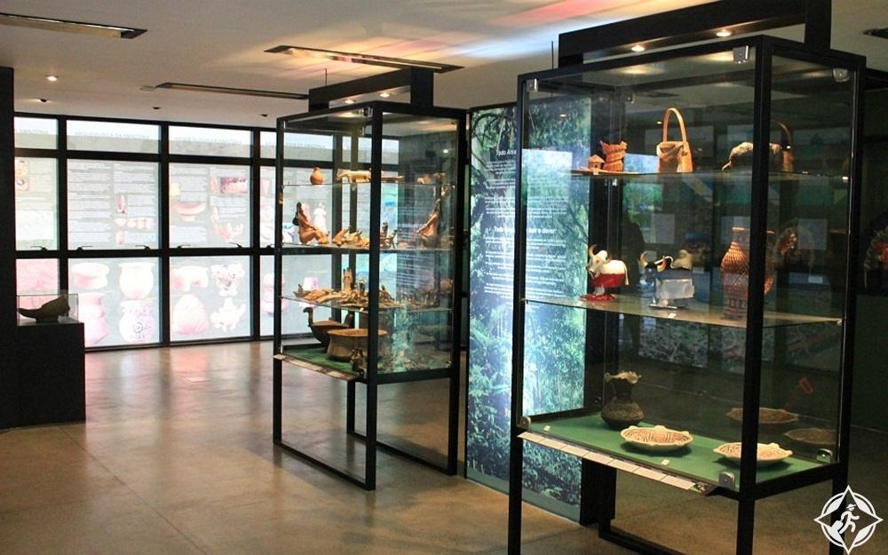 المعالم السياحية في ماناوس - متحف رجل الشمال