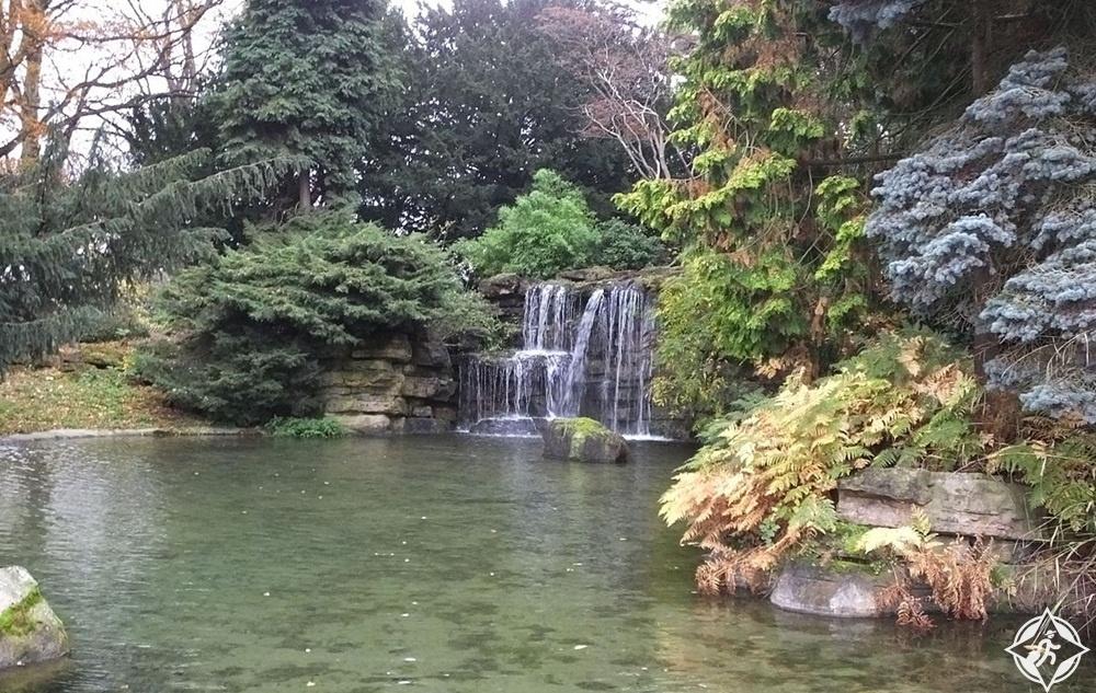 المعالم السياحية في نوتنغهام - حديقة هايفيلدز