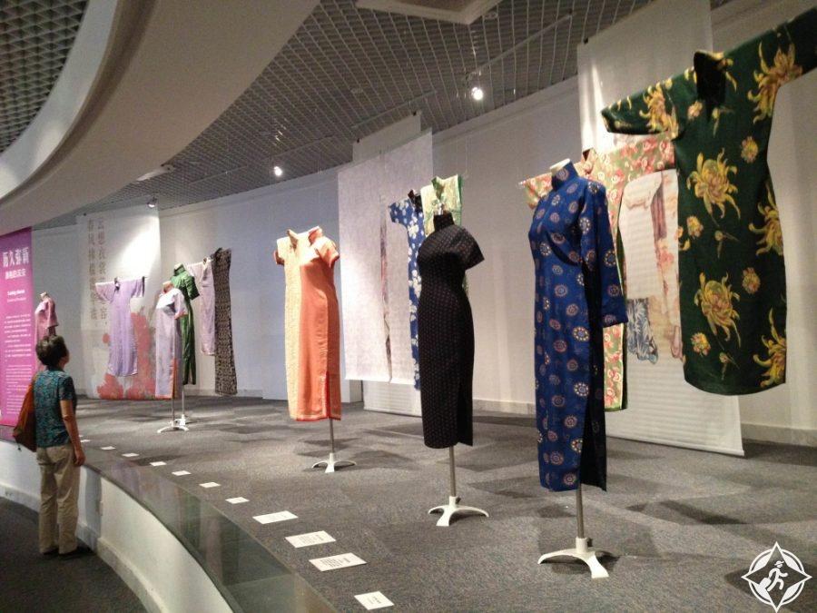 المعالم السياحية في هانغتشو - متحف الحرير الوطني الصيني