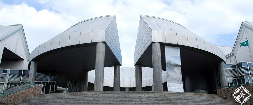 المعالم السياحية في هيروشيما - متحف هيروشيما للفنون 2