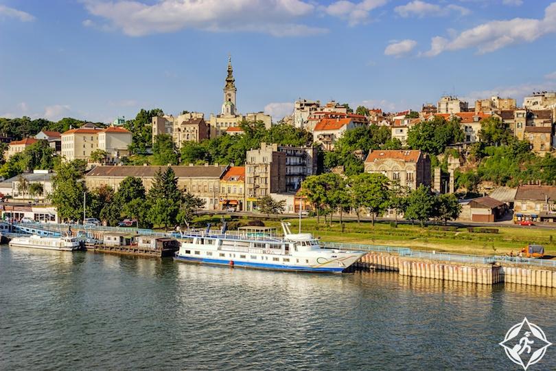 الأماكن السياحية في صربيا
