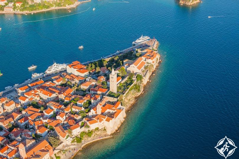 الجزر في كرواتيا