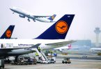 شركة طيران لوفتهانزا الألمانية