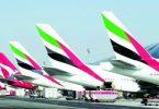 طيران الإمارات تمدد شراكتها مع خطوط كانتاس الأسترالية