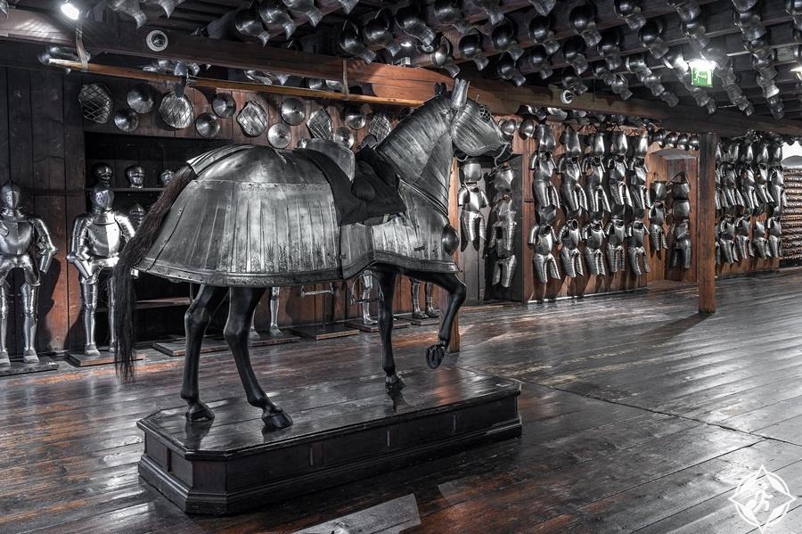 مخزن الأسلحة ستيريا - المعالم السياحية في غراتس