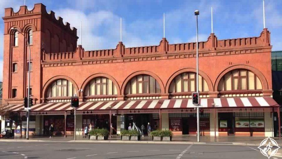 المعالم السياحية في أديلايد - سوق أديلايد المركزي