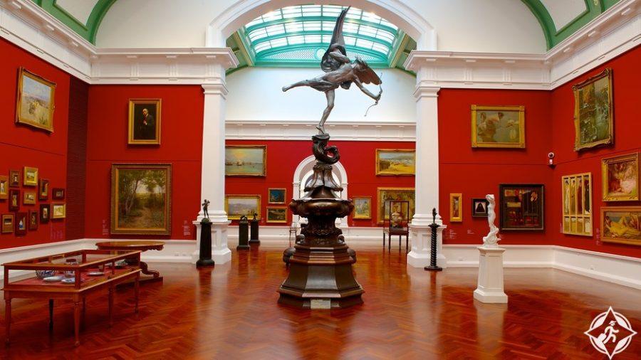 المعالم السياحية في أديلايد - معرض فنون جنوب أستراليا