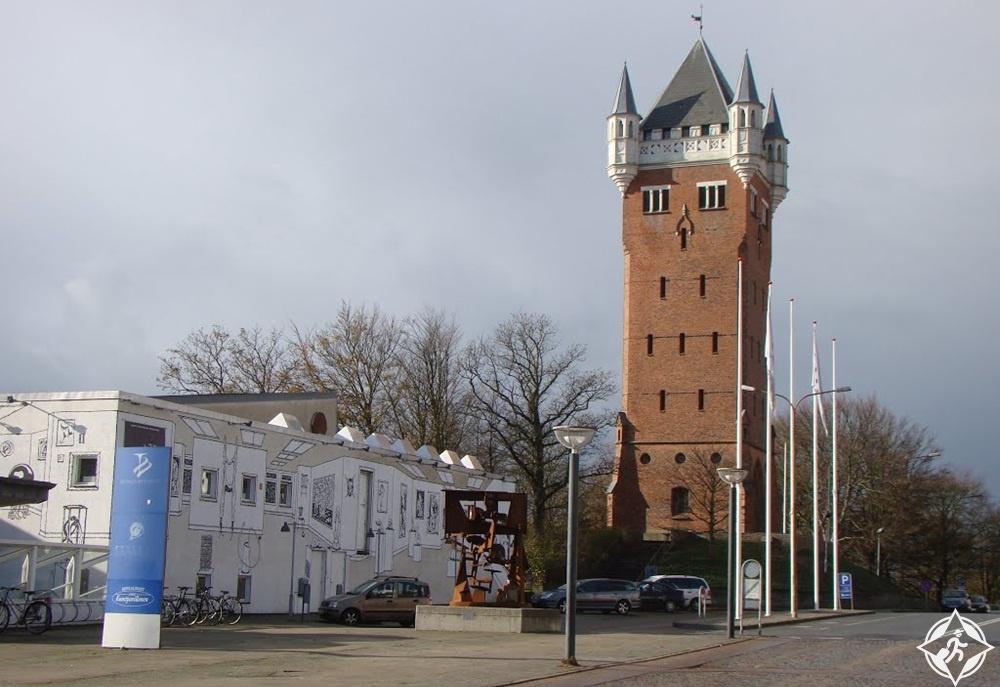 إسبيرغ - برج المياه