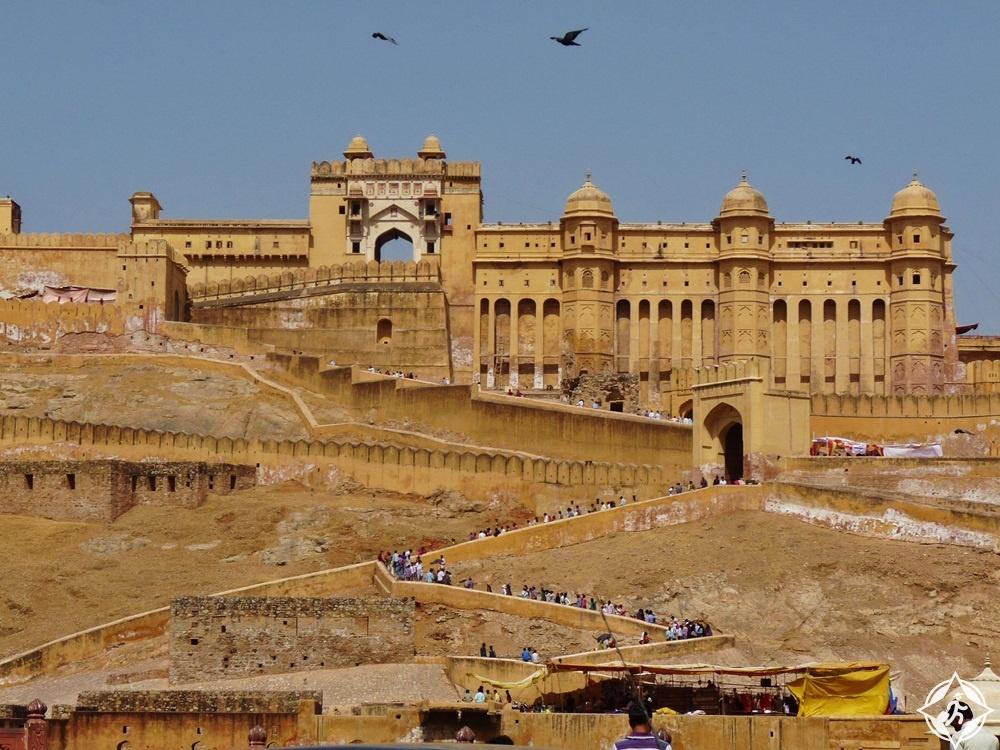 السياحة في الهند - حصن عامر