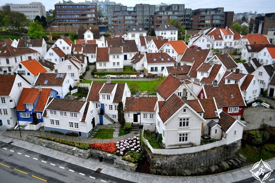 السياحة في ستافنجر - ستافانجر القديمة