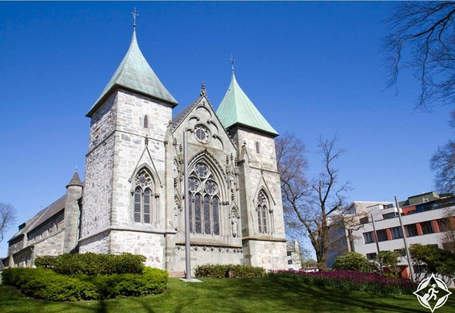 السياحة في ستافنجر - كاتدرائية ستافنجر