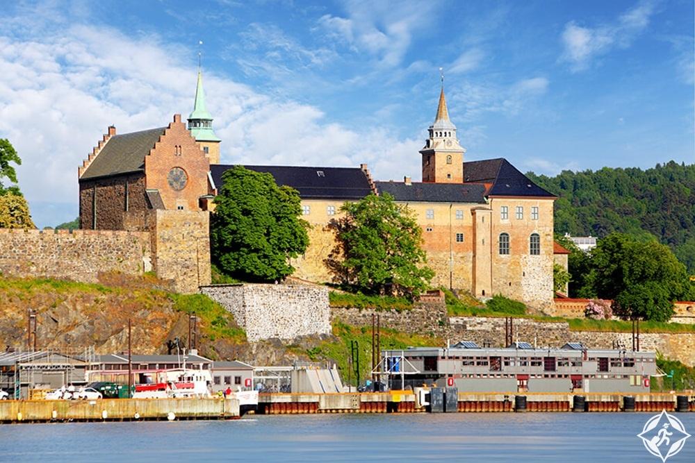 المعالم السياحية في أوسلو - قلعة أكيرشوس 2