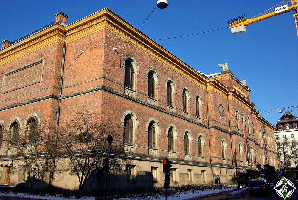 المعالم السياحية في أوسلو - متحف أوسلو الوطني