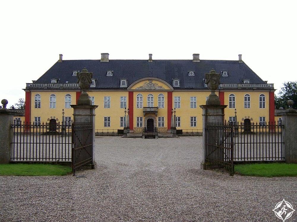 المعالم السياحية في روسكيلد - قصر ليدربورغ