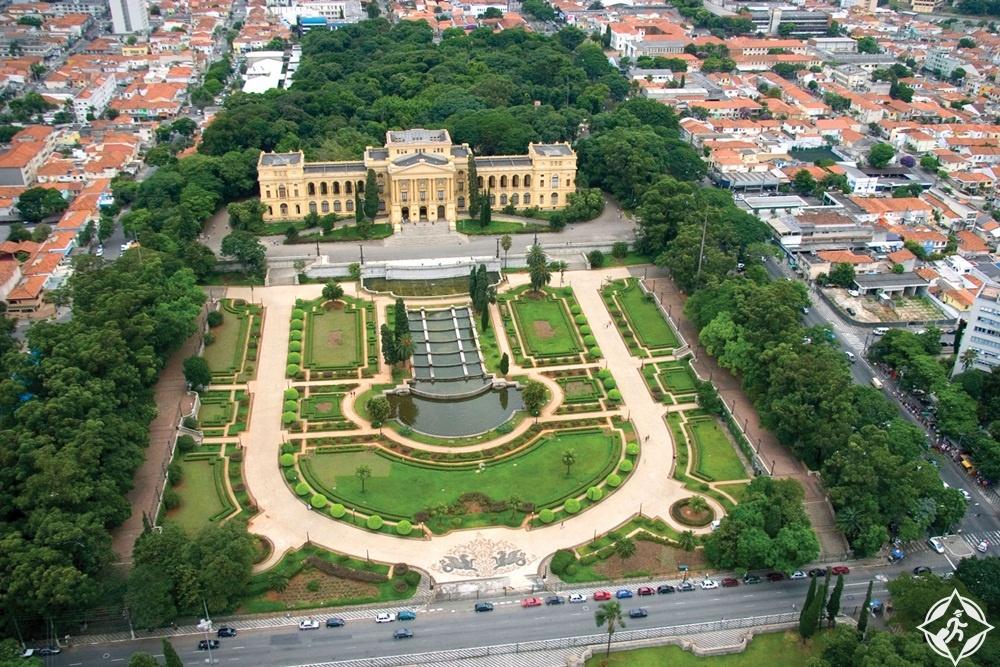 المعالم السياحية في ساو باولو - حديقة الاستقلال