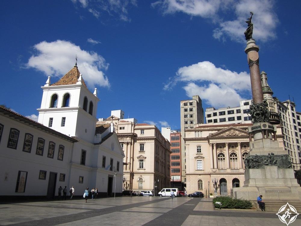 المعالم السياحية في ساو باولو - ساحة باتيو