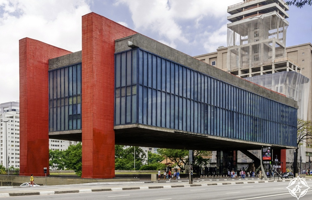 المعالم السياحية في ساو باولو - متحف الفن