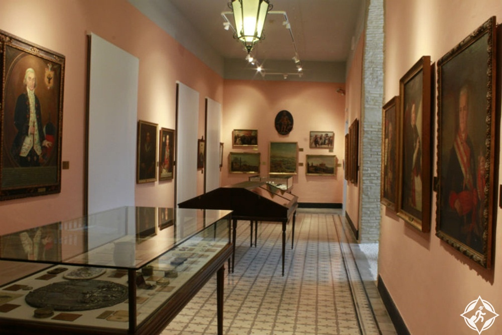 المعالم السياحية في قادس - متحف قادس