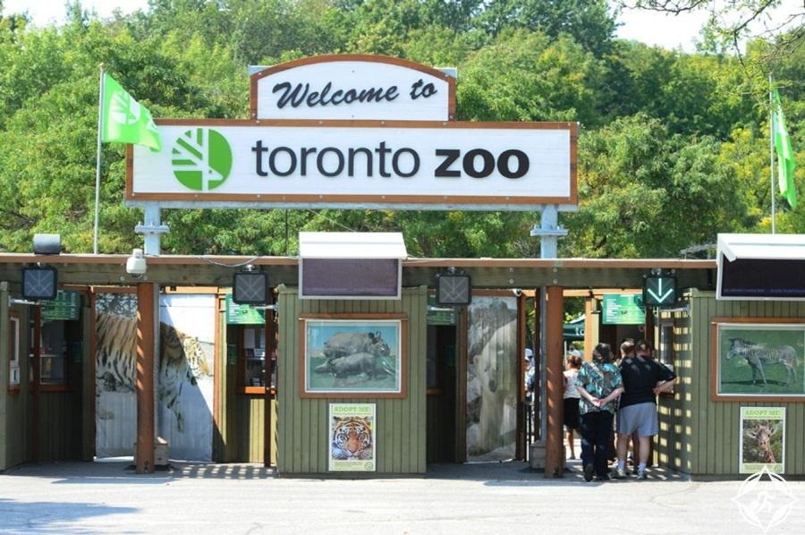 تورونتو - حديقة حيوان تورونتو