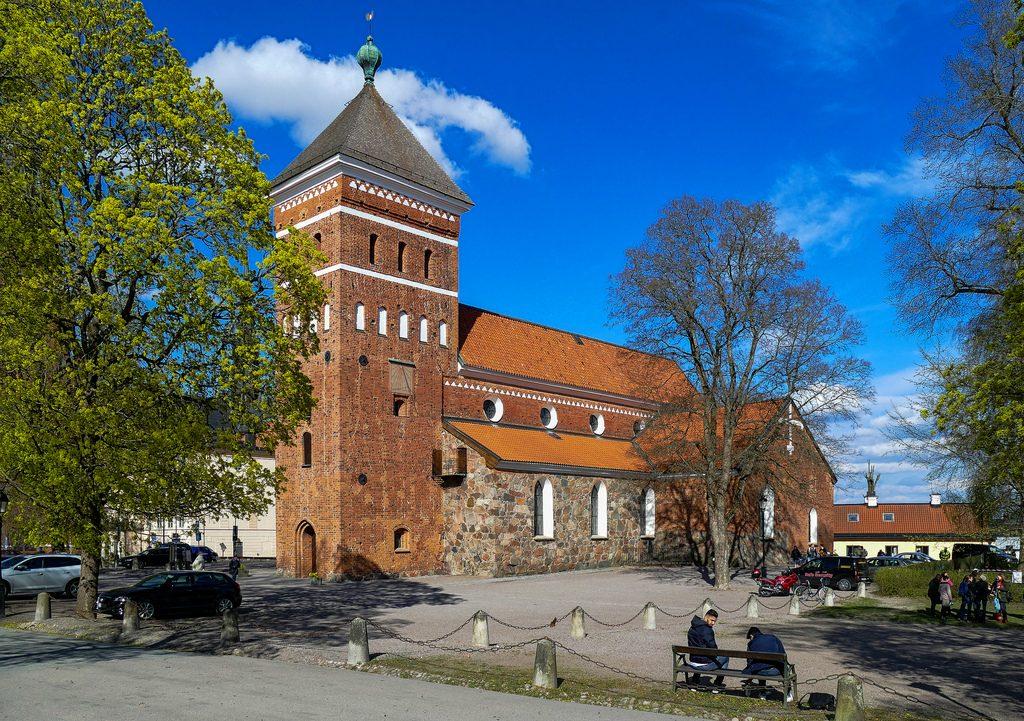 كنيسة هولي ترينتي-أفضل معالم الجذب في أوبسالا