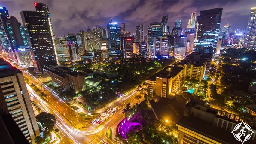 السفر إلى مانيلا