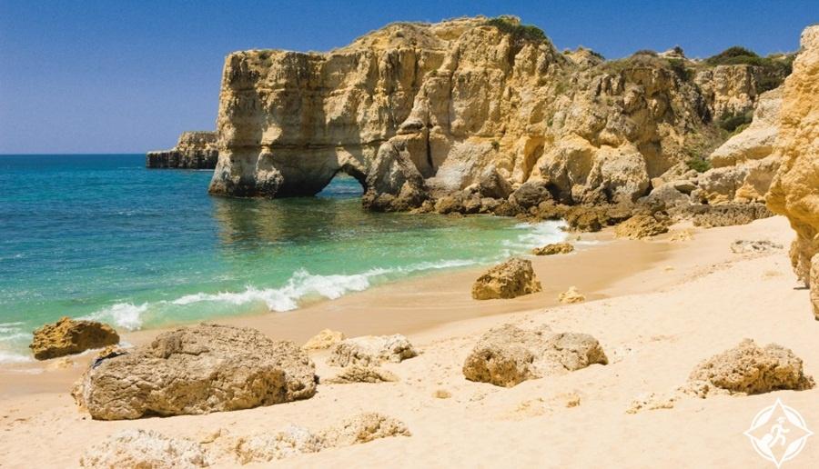 البوفيرا - الشواطئ