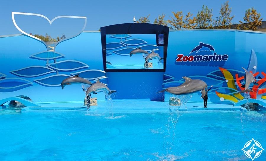 البوفيرا - حديقة الحيوان البحرية
