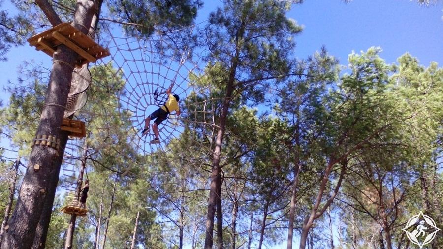 البوفيرا - حديقة المغامرات