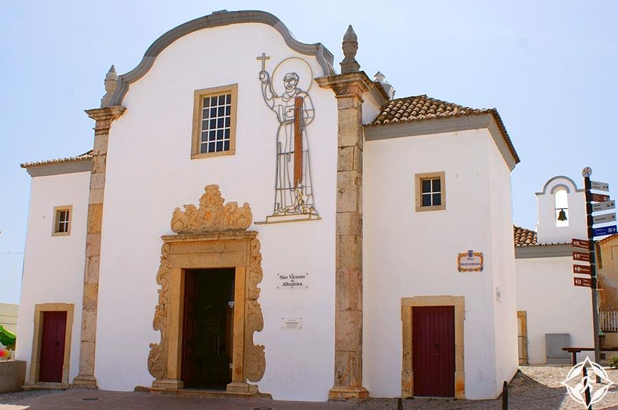 البوفيرا - كنيسة دي ساو سيباستياو