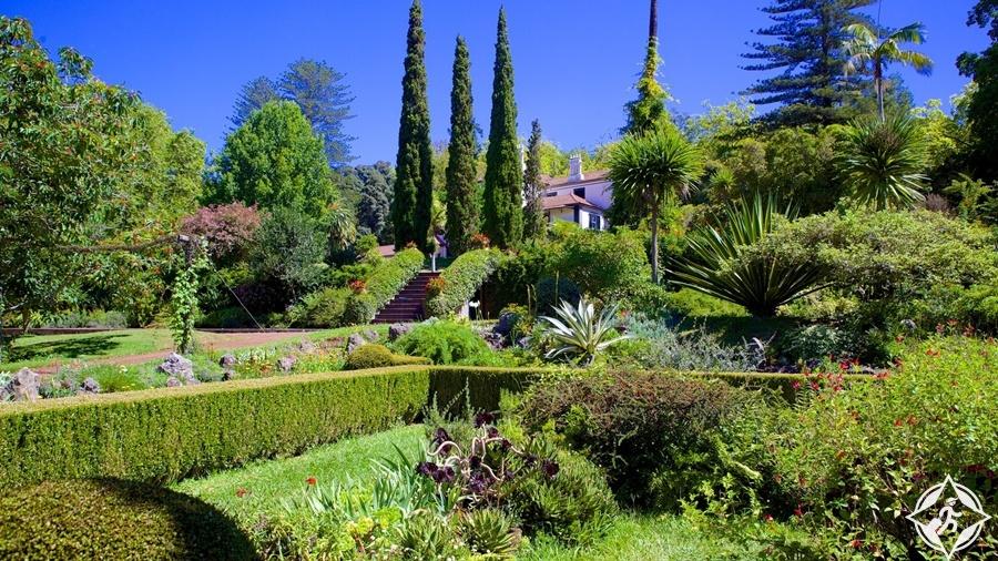 المعالم السياحية في فونشال - حدائق بالهيرو