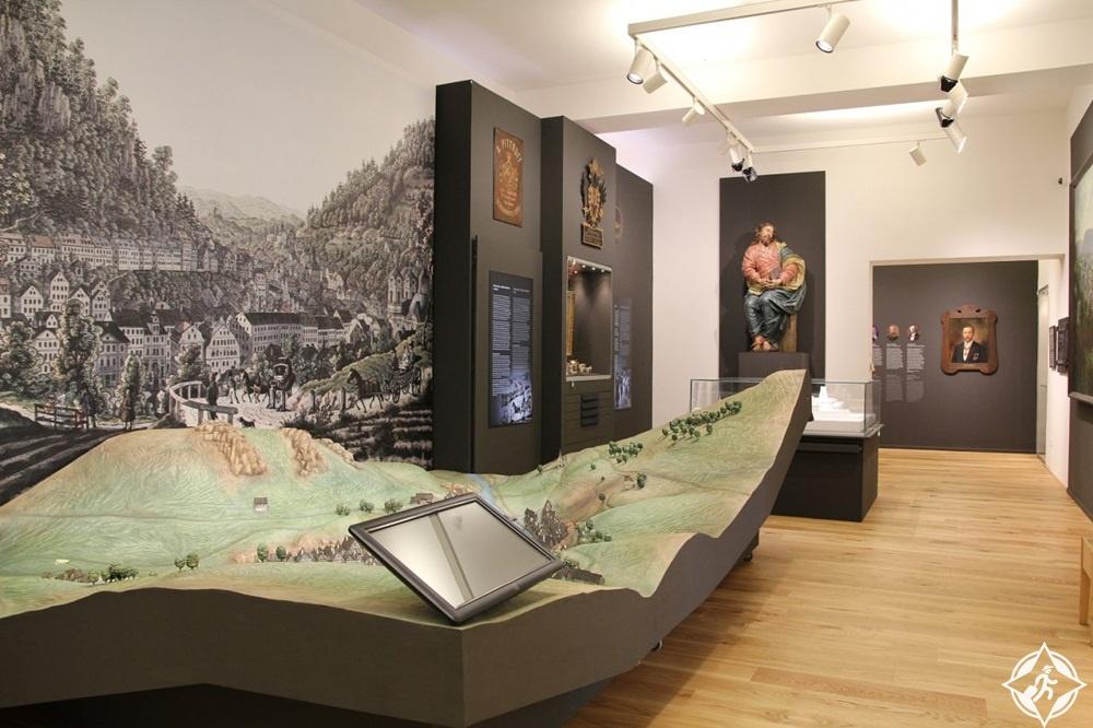 المعالم السياحية في كارلوفي فاري - متحف كارلوفي فاري