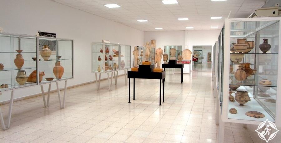 المعالم السياحية في لارنكا - المتحف الأثري
