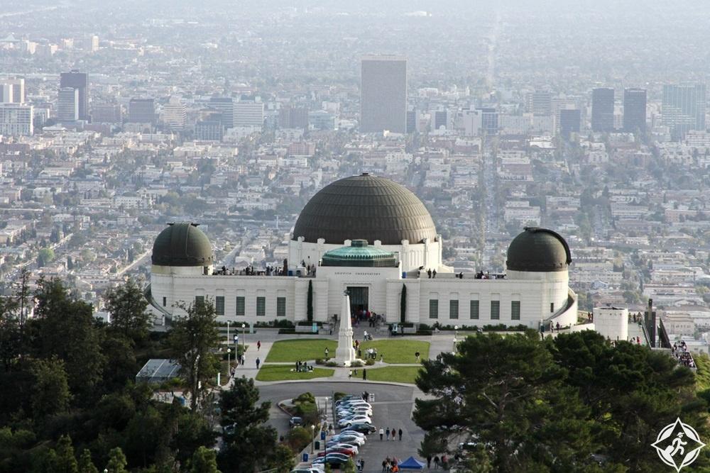 المعالم السياحية في لوس أنجلوس - حديقة ومرصد جريفيث
