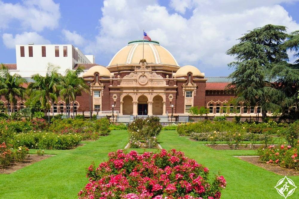 المعالم السياحية في لوس أنجلوس - متحف التاريخ الطبيعي